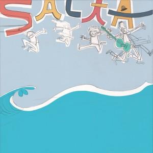 Second version of ¡Salta, Salta! illustration