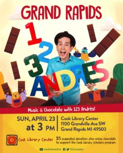123 Andres Grand Rapids